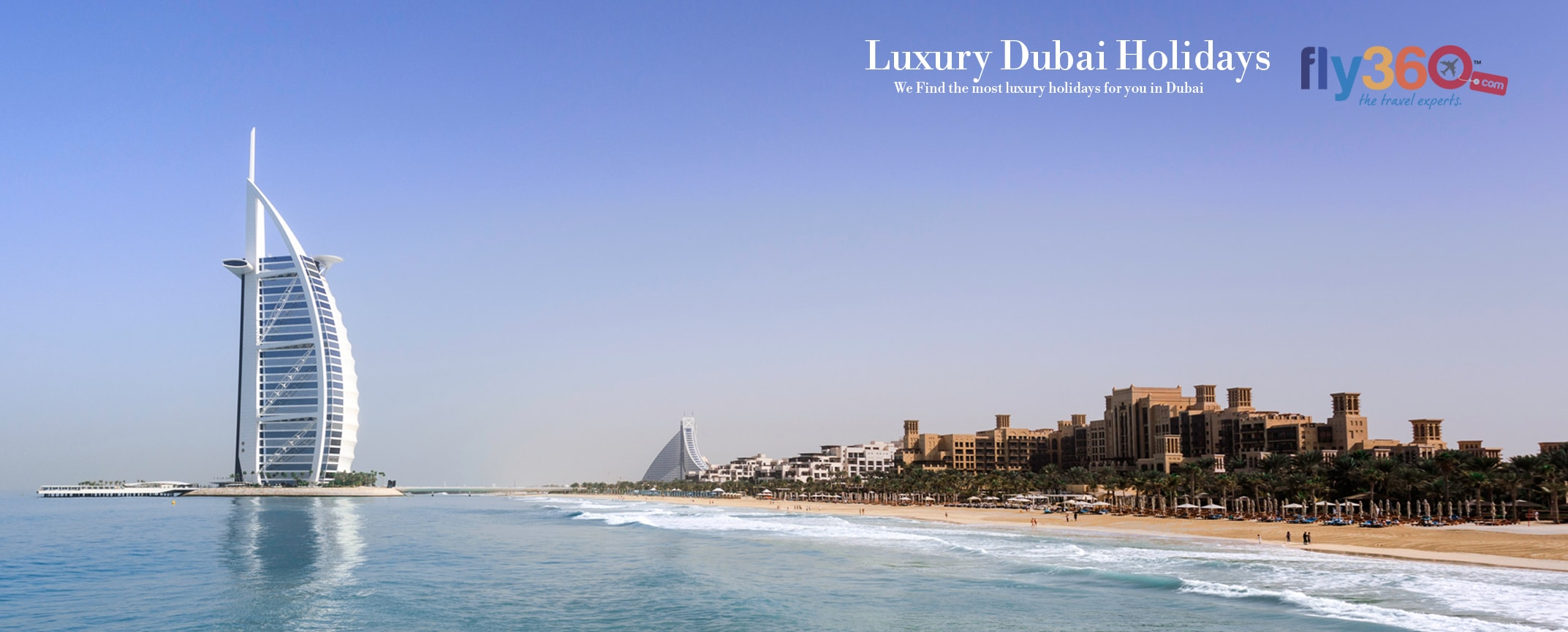 Book Holidays in Dubai