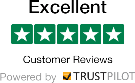 Powered by TrustPilot