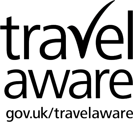 Travel Aware Icon